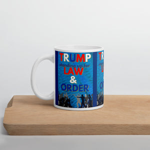 Trump, Patriots, Conservative, GOP, Law & Order, Mug - More94, Trump, Republican, Conservative, GOP, Patriotic Clothing