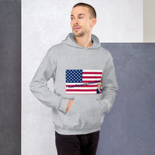 Load image into Gallery viewer, Trump, USA, GOP, Patriots, Mens Hoodie - More94, Trump, Republican, Conservative, GOP, Patriotic Clothing
