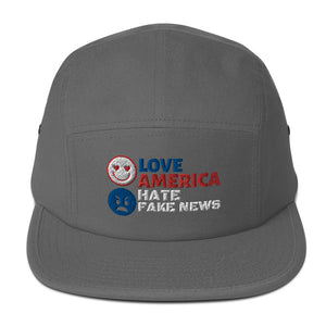 Trump, Conservative, Republican, USA Cap, Five Panel Cap - More94, Trump, Republican, Conservative, GOP, Patriotic Clothing
