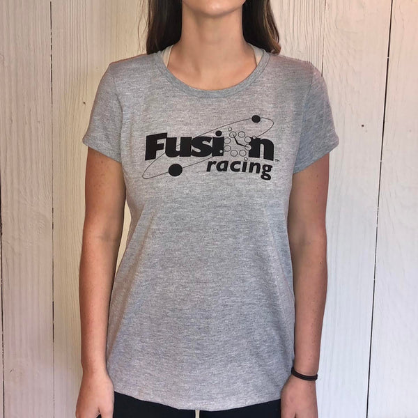 Gray Racing T-Shirt