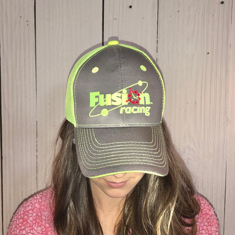 Racing Neon Trucker Hat