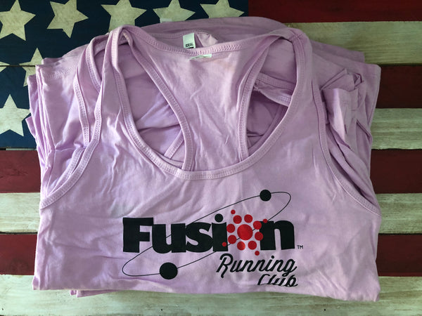 Fusion Running Club - Next Level Ideal Women's Tank Top