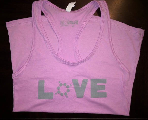Fusion LOVE - Women's Ideal Racerback Tank