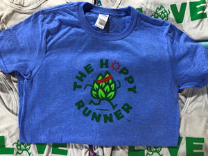 The Hoppy Runner - Heather Royal Unisex