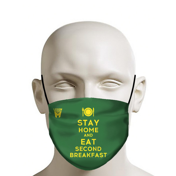 LEGION M - Face Mask - Second Breakfast