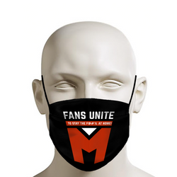 LEGION M - Face Mask - Fans Unite