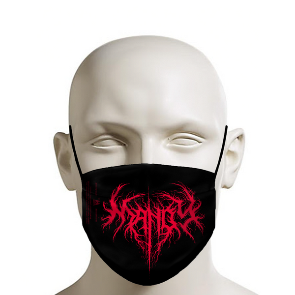 MANDY - Face Mask - Branch Logo