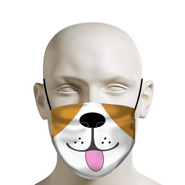 FACE MASK - Pup-tastic