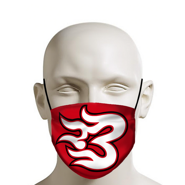 FACE MASK - Blazer logo
