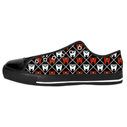 Legion M - Diamond Logo Pattern - Shoes (Pre-Order)