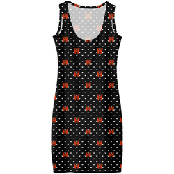 LEGION M - GRID M ICON - AOP DRESS (PRE-ORDER)