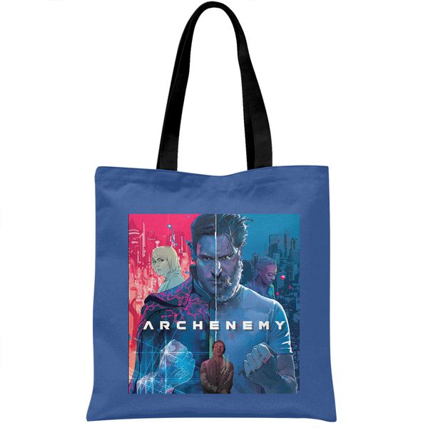 ARCHENEMY - POSTER ART - TOTE BAG