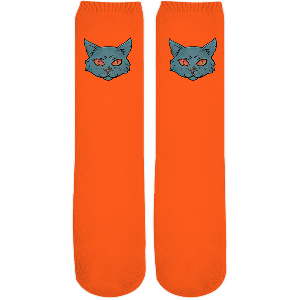 ARCHENEMY - TRENDIBLE CAT - CREW SOCKS