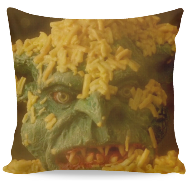 MANDY - CHEDDAR GOBLIN FRAME - THROW PILLOW