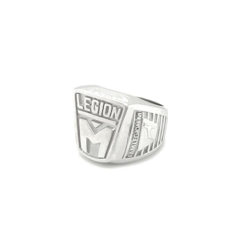 LEGION M - Sterling Silver Ring