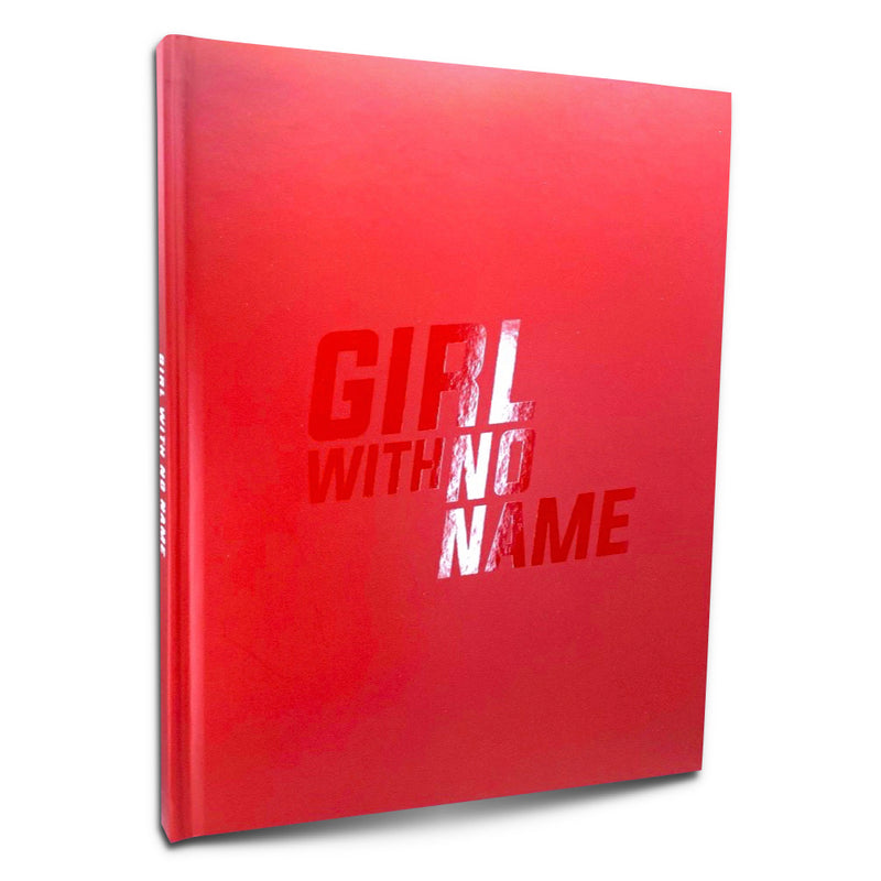 GIRL WITH NO NAME - Hardcover Coffee Table Book