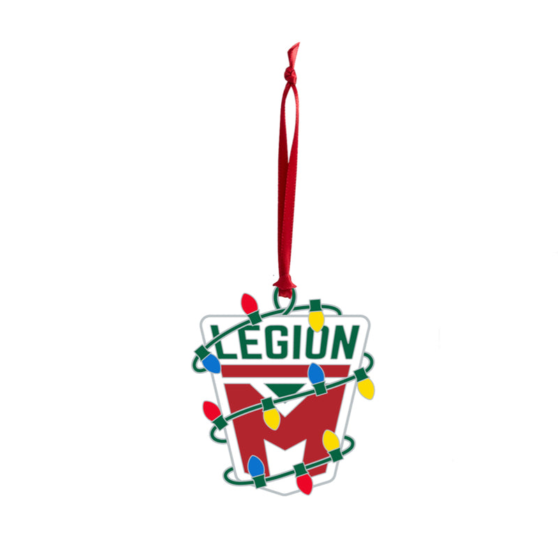 LEGION M - 2019 Edition Holiday Ornament
