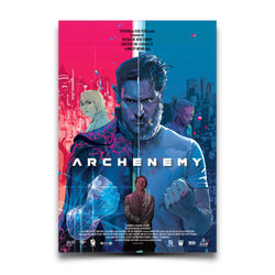 ARCHENEMY - One Sheet Movie Theater Poster