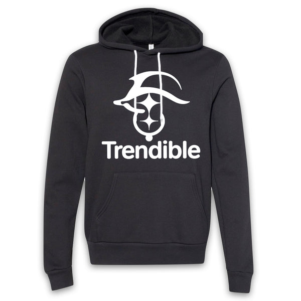 ARCHENEMY - Trendible White Logo Pullover Hoodie