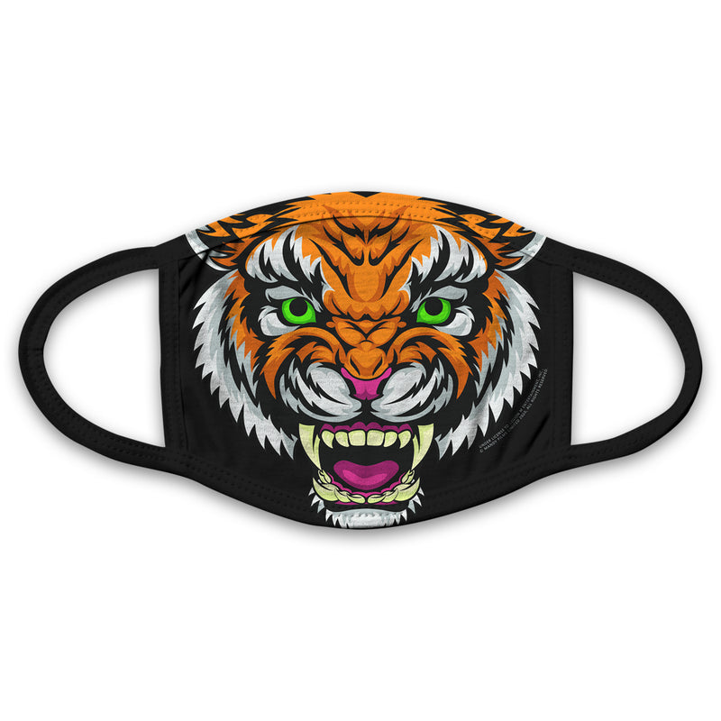 CLOTH FACE MASK - Mandy Tiger