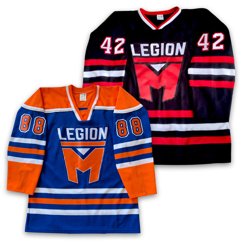 LEGION M - Custom Hockey Jersey (PRE-ORDER)