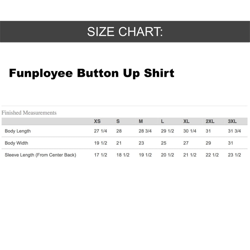 MOOBY'S POP UP - Funployee Button Up Shirt