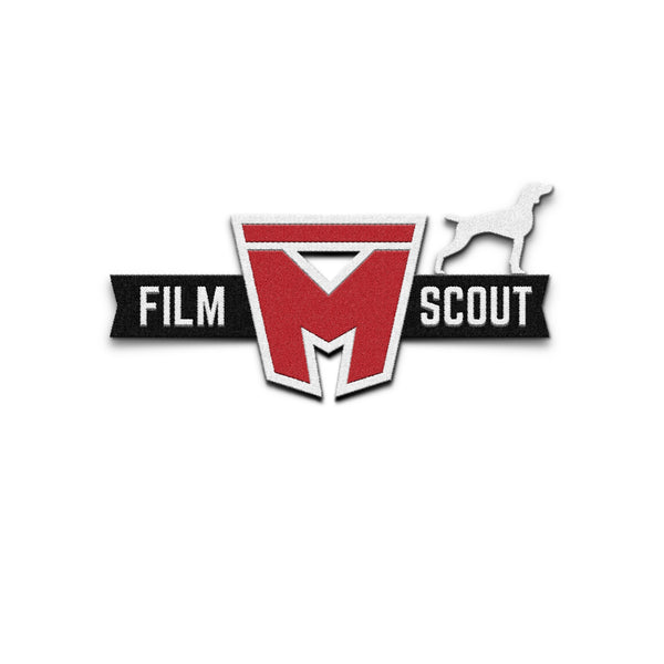 "LEGION M - Film Scout Iron-On Patch (3"" size)"