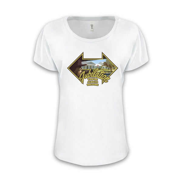 THE LEFT RIGHT GAME - Jubilation Souvenir - Women's Dolman Tee