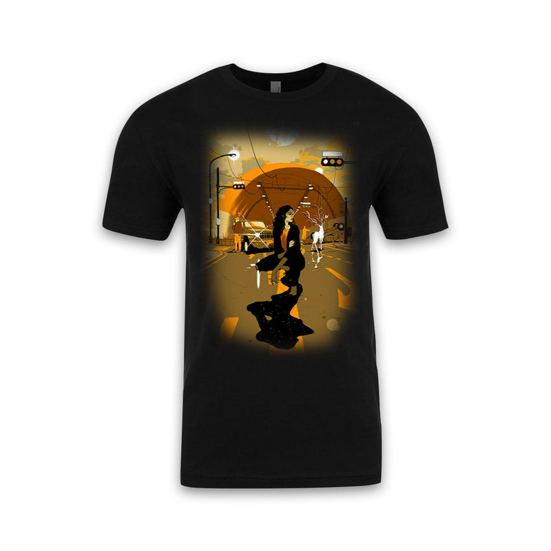 THE LEFT RIGHT GAME - Supernatural Journey - Black Tee