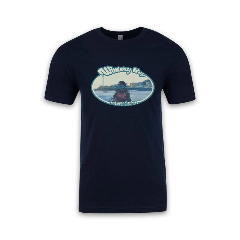 THE LEFT RIGHT GAME - Wintery Bay Souvenir Tee