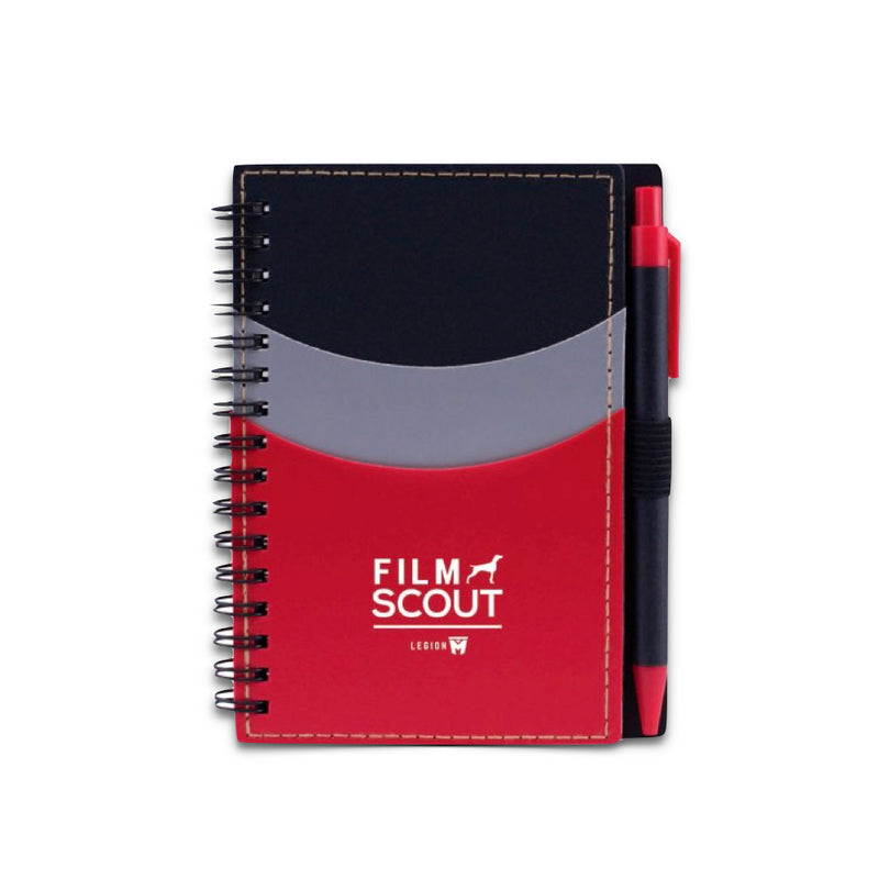 LEGION M - Film Scout Notebook & Pen