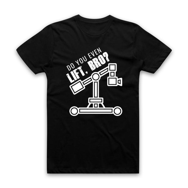 AUTOFOCUS - Do You Even Lift Tee