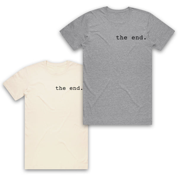 AUTOFOCUS - The End - Pocket Print Tee