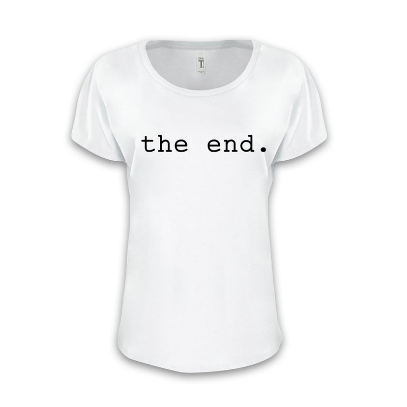 AUTOFOCUS - The End - Women's Dolman Tee