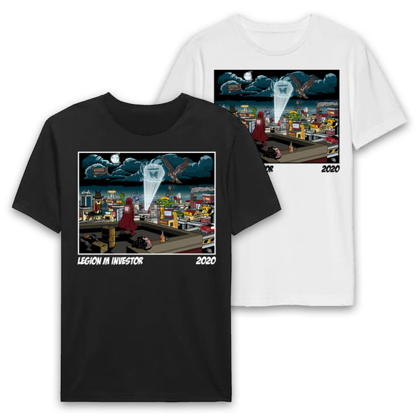 LEGION M - Investor Spotlight Tee (LIMITED EDITION)