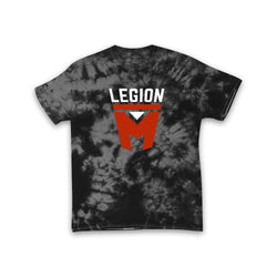 LEGION M - Shield Logo - Tie Dye Tee