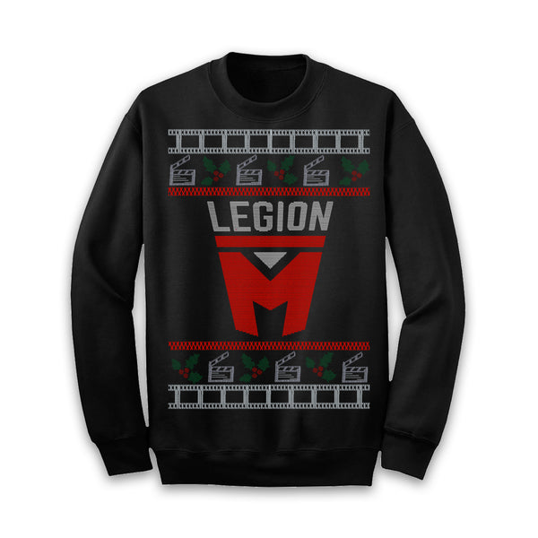 LEGION M - Ugly Holiday Sweater