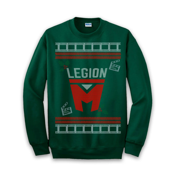 LEGION M - Ugly Holiday Sweater Sequel