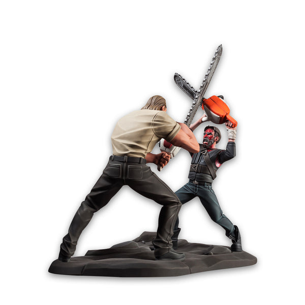 MANDY - Chainsaw Battle Scene Figure (PRE-ORDER)