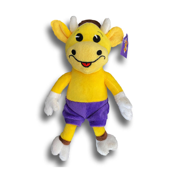 MOOBY'S POP UP - Mooby The Golden Calf Plush