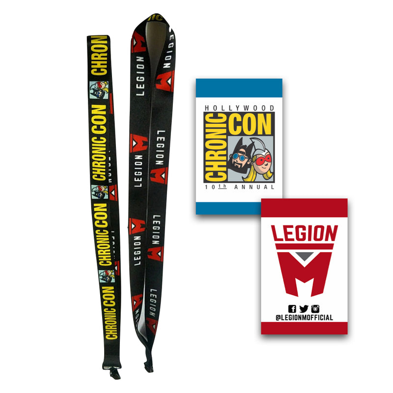 JAY & SILENT BOB REBOOT - (UK ONLY) Chronic Con Lanyard