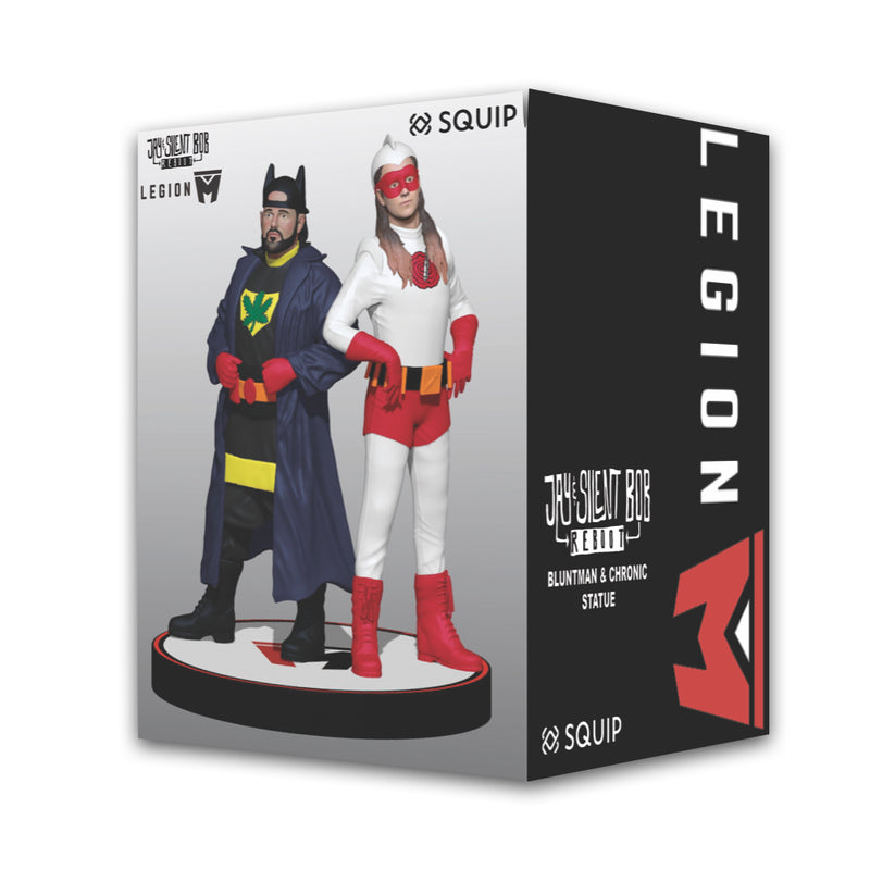 JAY & SILENT BOB REBOOT - Bluntman and Chronic Exclusive Figure (PRE-ORDER)