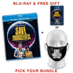 Save Yourselves! - BLU-RAY & Free Gift (PRE-ORDER)