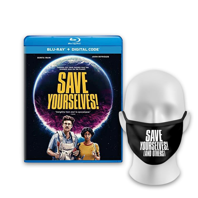 Save Yourselves! - BLU-RAY & Free Gift
