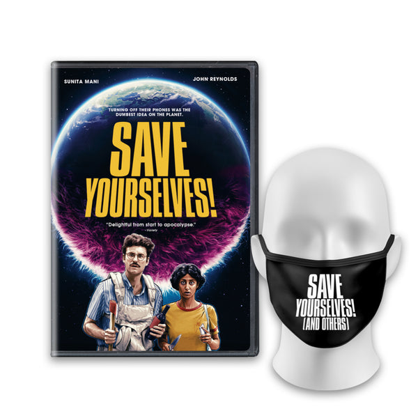Save Yourselves! - DVD & Free Gift (PRE-ORDER)