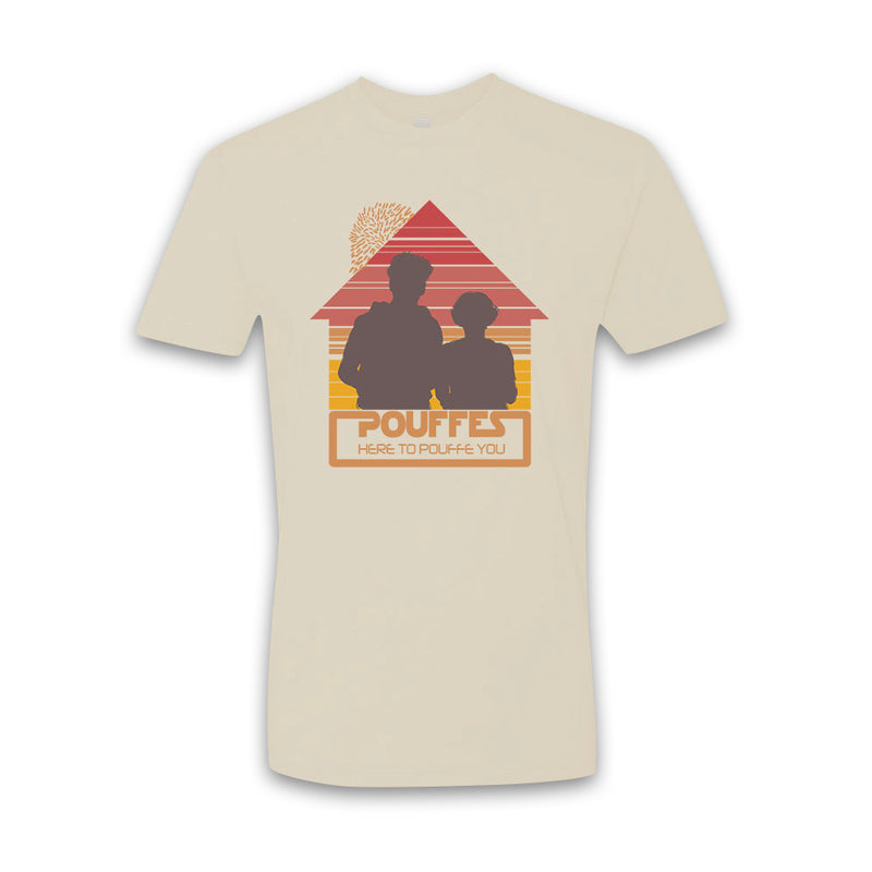 Save Yourselves! - Here To Pouffe You Tee