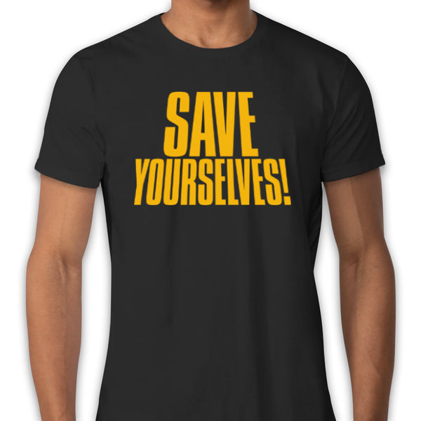 Save Yourselves! - Title Art Tee (PRE-ORDER)