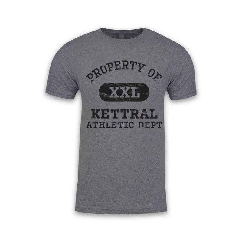 THE EMPEROR'S BLADES - Kettral Athletic Dept - Heather Tee