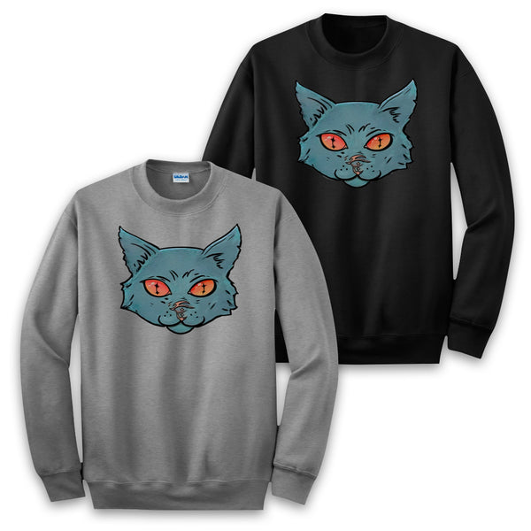 ARCHENEMY - Trendible Cat Pullover Sweater