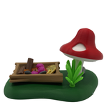 Everdell Authorized Accessory: Mushroom Player Resource Holders